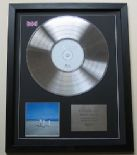 MANIC STREET PREACHERS - This Is My Truth TELL ME YOURS CD / PLATINUM PRESENTATION Disc